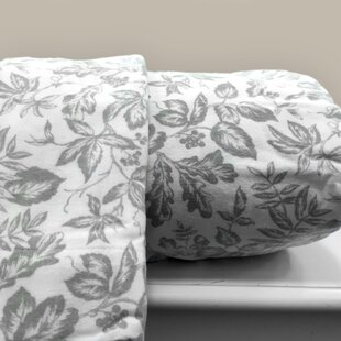 Sage Leaf 100% Cotton Sheet Set