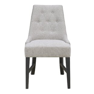 Vandorn Upholstered Dining Chair (Set of 2) Ophelia & Co.
