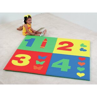 Affordable 1-2-3-4 Mat By Children's Factory