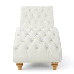 Luongo Chaise Lounge by Bungalow Rose