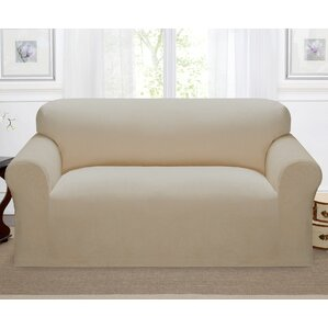 day break box cushion loveseat slipcover