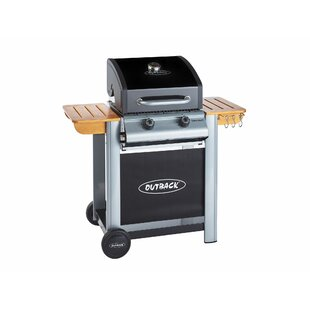 59.5 Cm Spectrum 3-Burner Liquid Propane Gas Barbecue By Outback