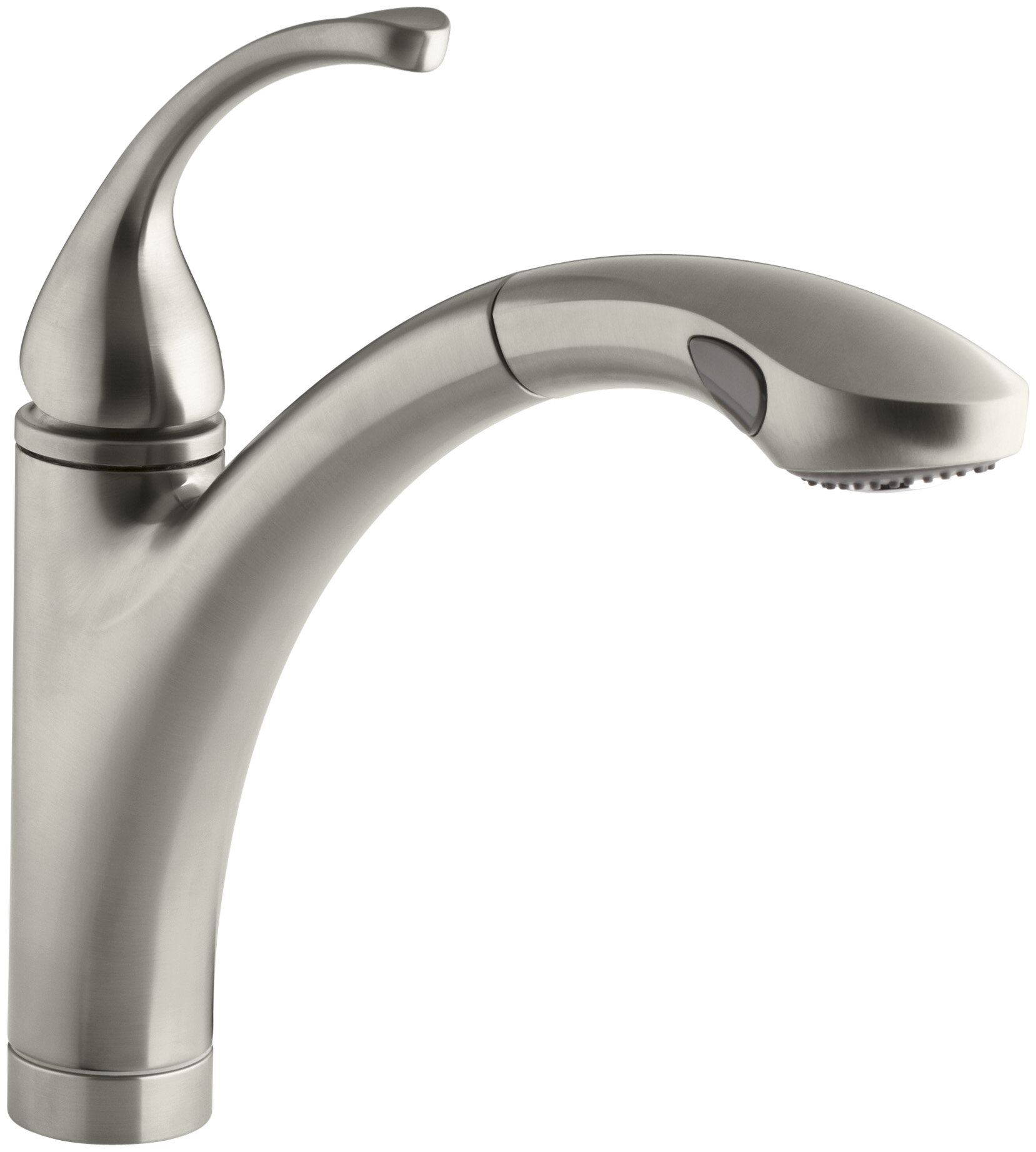 Forte Pull Out Single Touch Handle Kitchen Faucet