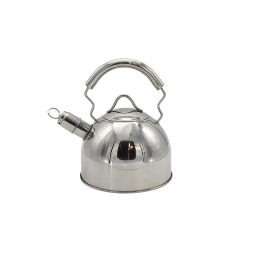 Lübeck 1.6 L Stainless Steel Whistling Stove Top Kettle