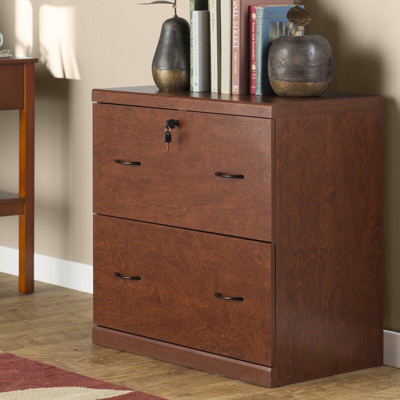 Charlton Home Otterbein 2 Drawer File Cabinet Reviews Wayfair