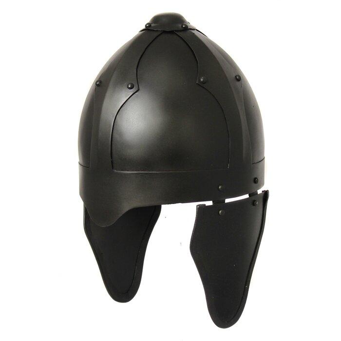 EC World Imports Antique Replica Medieval Skull Cap Infantry Steel Armor  Helmet  a337d02c6ec