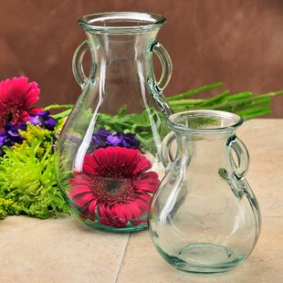 French Country Table Vase