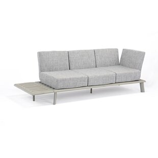 Sola Garden Sofa With Cushions By Sol 72 Outdoor