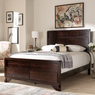 Red Barrel Studio Humberwood Queen Panel Bed