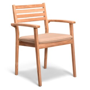 Culbertson Teak Patio Dining Chair