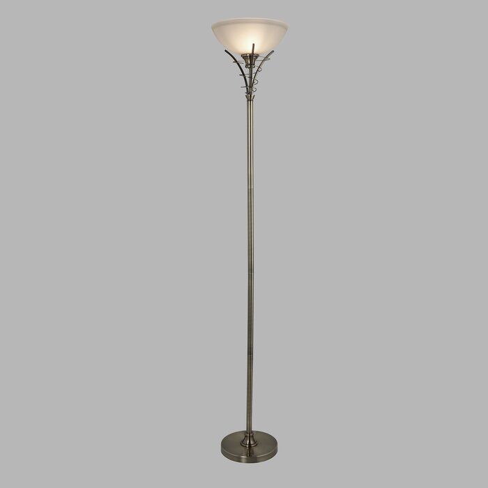 Ned 179cm Uplighter Floor Lamp