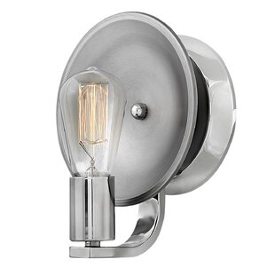Ivy Bronx Anspach 1-Light Bath Sconce