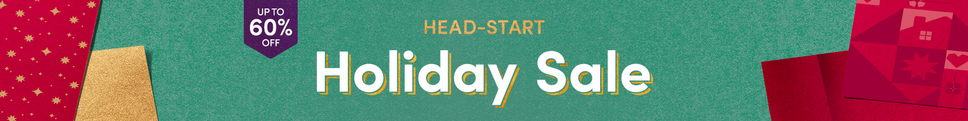 Head Start Holiday Sale