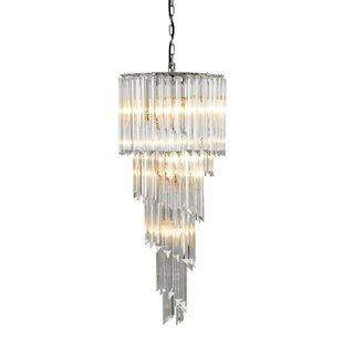 Trapani 7-Light Crystal Chandelier by Eichholtz