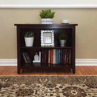 Red Barrel Studio Fella 2-Shelf Standard Bookcase