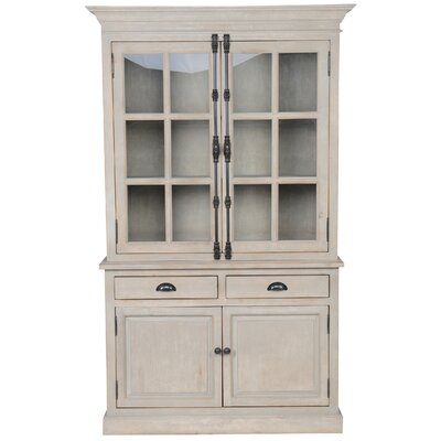 Dining Room Corner Hutch White | Wayfair