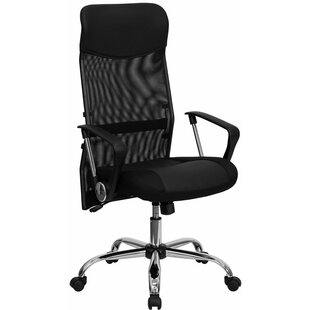 Dunson Mesh Conference Chair by Ebern Designs Read Reviews