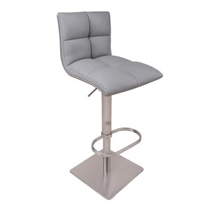 Best Price Adjustable Height Swivel Bar Stool by AC Pacific Reviews (2019) & Buyer's Guide