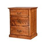 Mullins 3 Drawer Nightstand by Loon Peak®