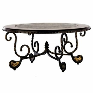 Great choice Elmira Coffee Table ByDarby Home Co