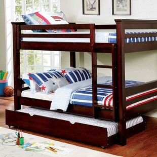 Compare Gaenside Bunk Bed by Harriet Bee Reviews (2019) & Buyer's Guide