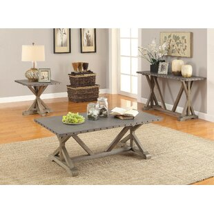 Fabienne 3 Piece Coffee Table Set