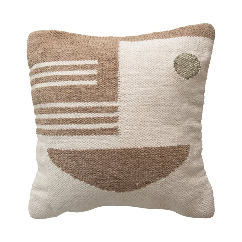 Tribal Square Pillow Cover And Insert Allmodern