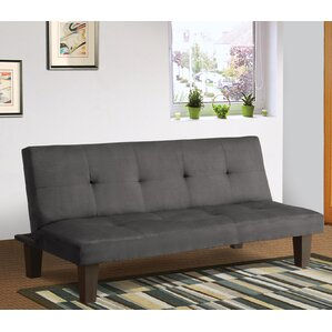 Chanler Convertible Sofa by Ebern Designs