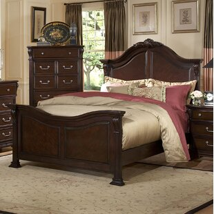 Raftery Panel Bed