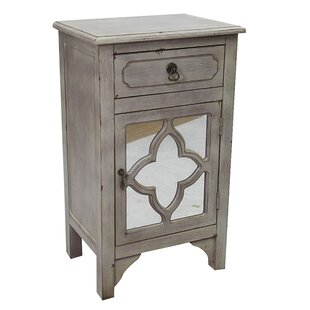 Rahil 1 Drawer Accent Cabinet by Ophelia & Co.
