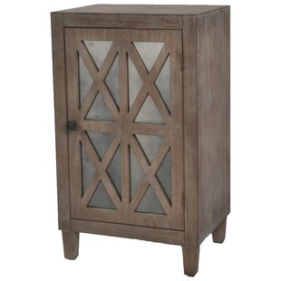 Blaine 1 Door Accent Cabinet b..