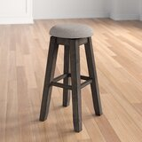 Suzann Backless 30 Swivel Bar Stool (Set of 2) by Laurel Foundry Modern Farmhouse