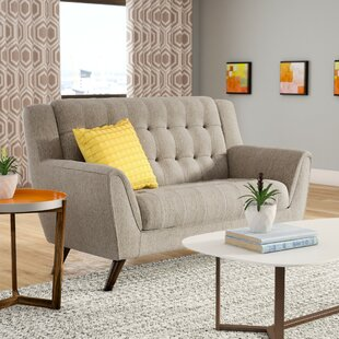 Compare Alvinholmes Loveseat by Langley Street Reviews (2019) & Buyer's Guide