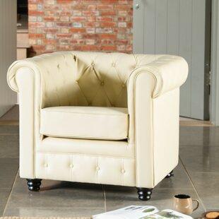 Zaytoune Chesterfield Chair By Rosalind Wheeler