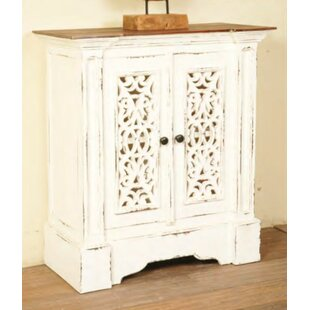 Raulston 2 Door Accent Cabinet by Wrought Studio