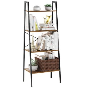 Sizemore Ladder Bookcase by Gracie Oaks