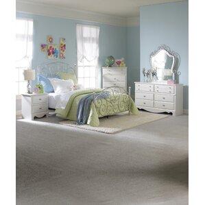 gabriella panel bedroom set
