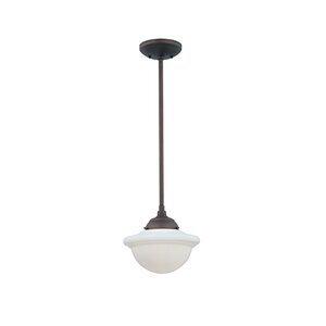 Bruges 1-Light Mini Pendant