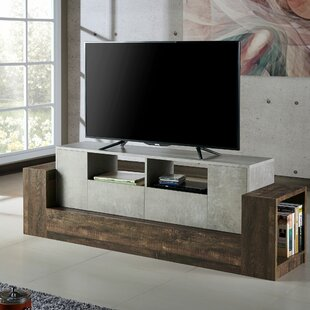 Find the perfect Algona TV Stand for TVs up to 70 by Williston Forge Reviews (2019) & Buyer's Guide