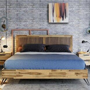 Read Reviews Rashida Platform Bed by Union Rustic Reviews (2019) & Buyer's Guide