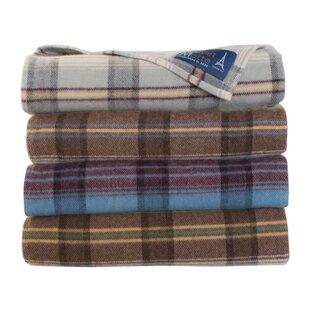 Chalet Wool Blanket by Poyet Motte New Design
