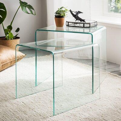 Satztisch-Set Adrienne   Wohnzimmer > Tische > Satztische & Sets   Metro Lane