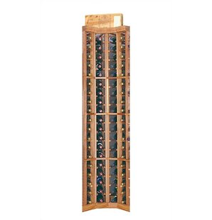 Designer Series 74 Bottle Floor Wine Rack by Wine Cellar Innovations