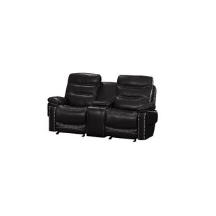 Red Barrel Studio Owings Reclining Home Theater Loveseat