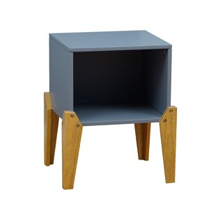 Camille Bedside Table By Zoomie Kids