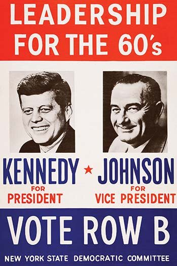 Buyenlarge Leadership For The 60 S Vote Row B By New York State Democtratic Committee Vintage Advertisement Wayfair
