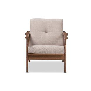Review Wojtala Modern Lounge Chair by Union Rustic