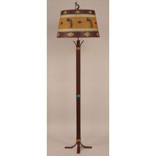 Price Check Rustic Living 64 Floor Lamp By Coast Lamp Mfg.