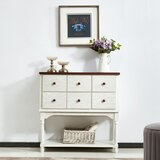 Clint 36 Console Table by Charlton Home®