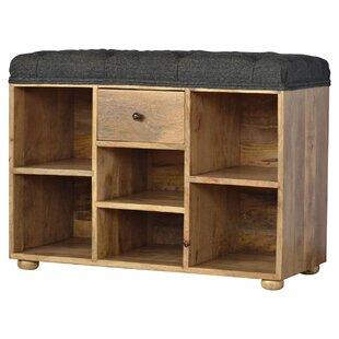 Queenstown Upholstered Shoe Storage Bench